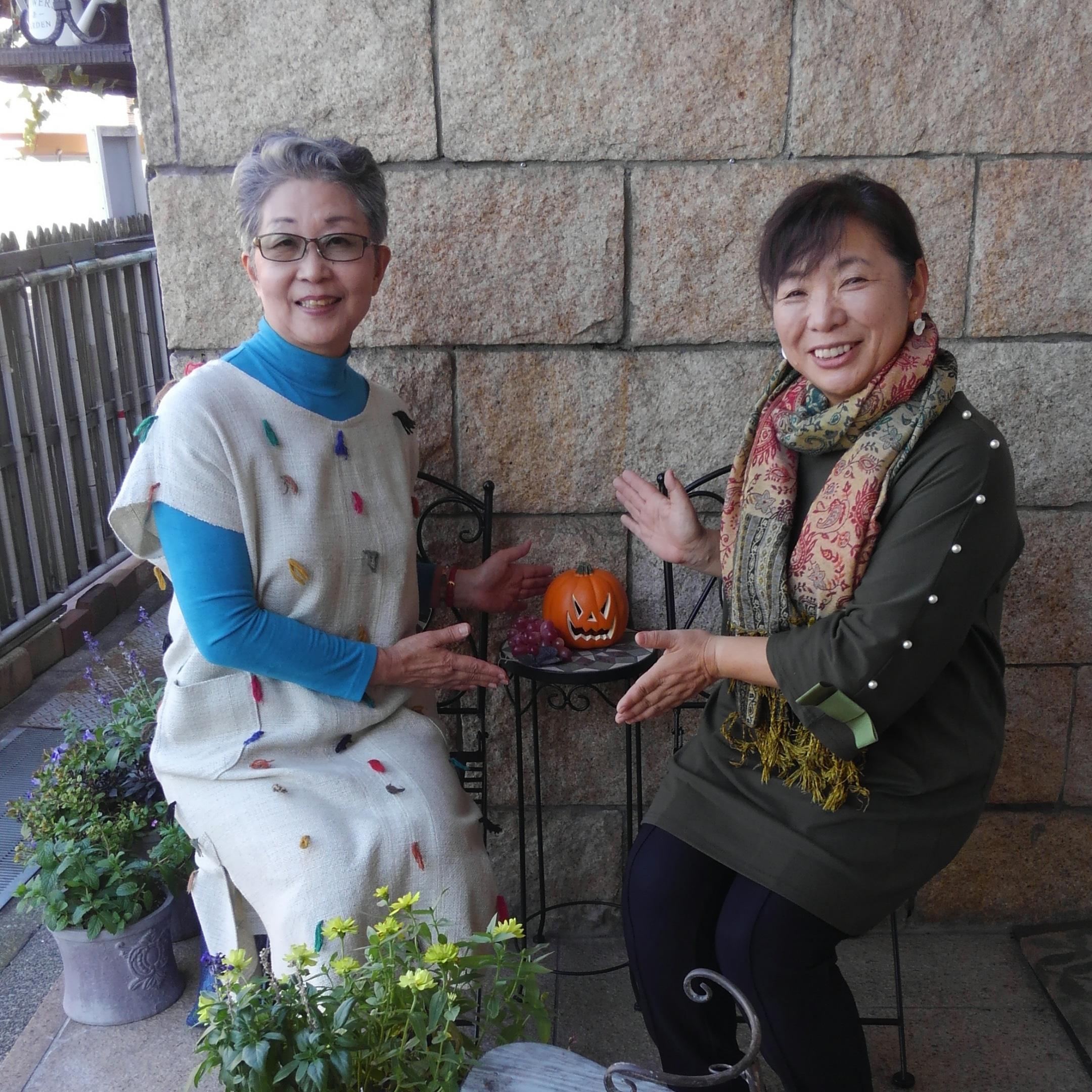 長岡京市の《Cafe 森》さんでランチミーティングに参加しました🍄