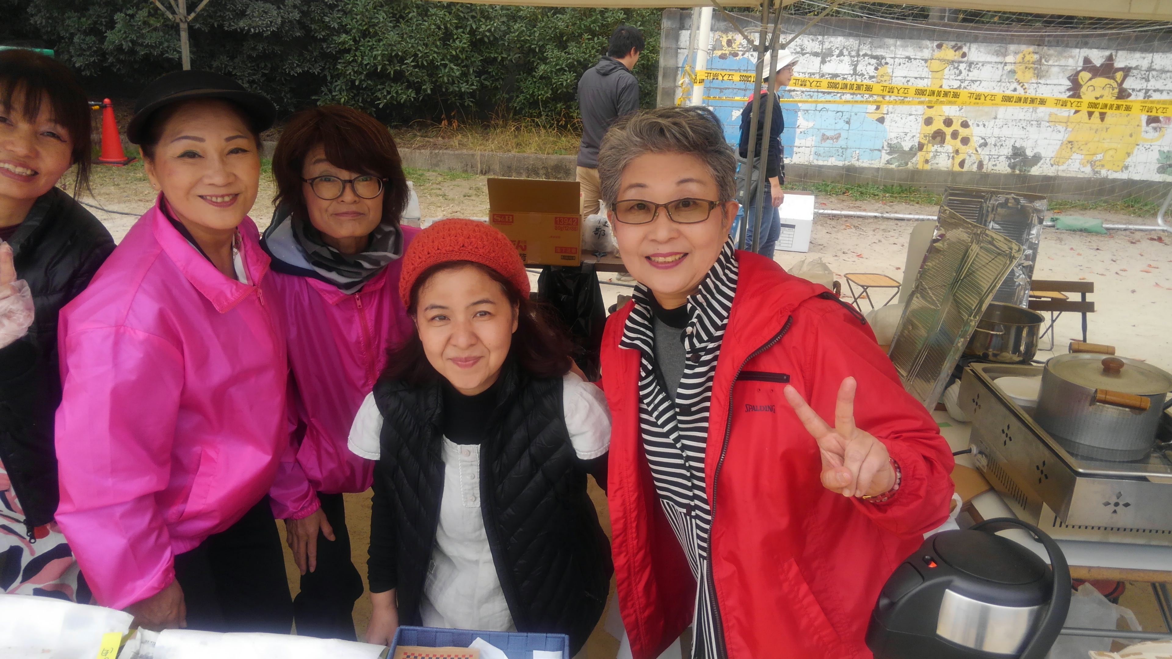 大山崎町の町民みんなのおまつり【天王山ゆひまつり】がありました。 💗🎪💗