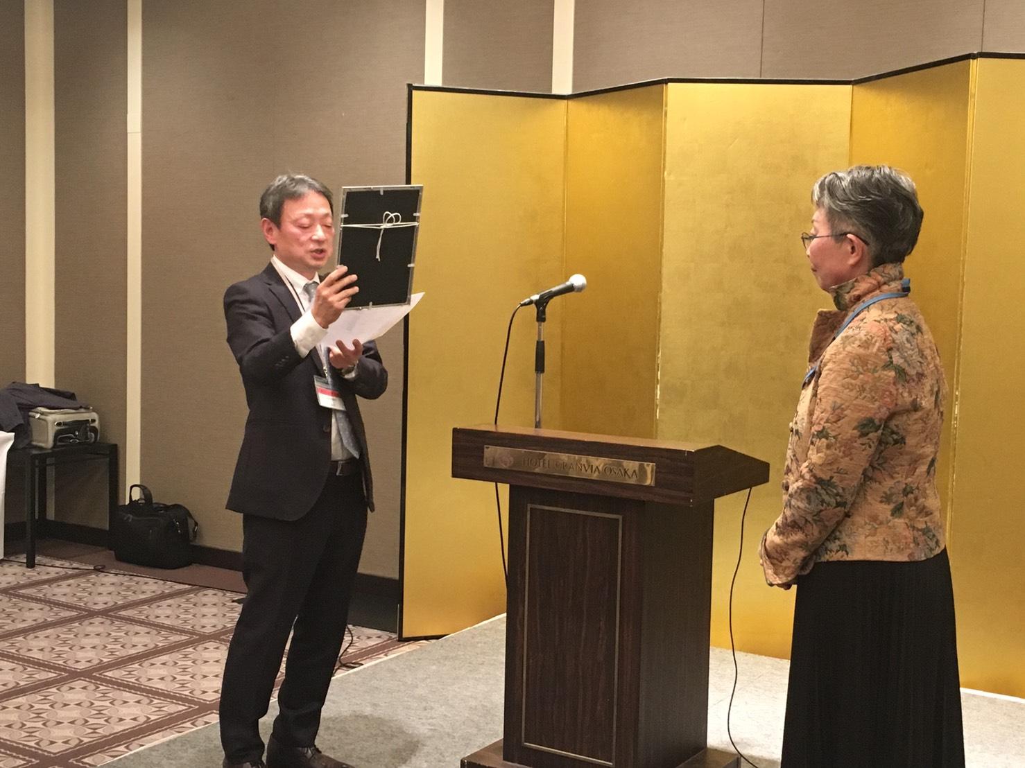 2019年 日本ブライダル連盟西日本エリア 新年会に参加しました🌹