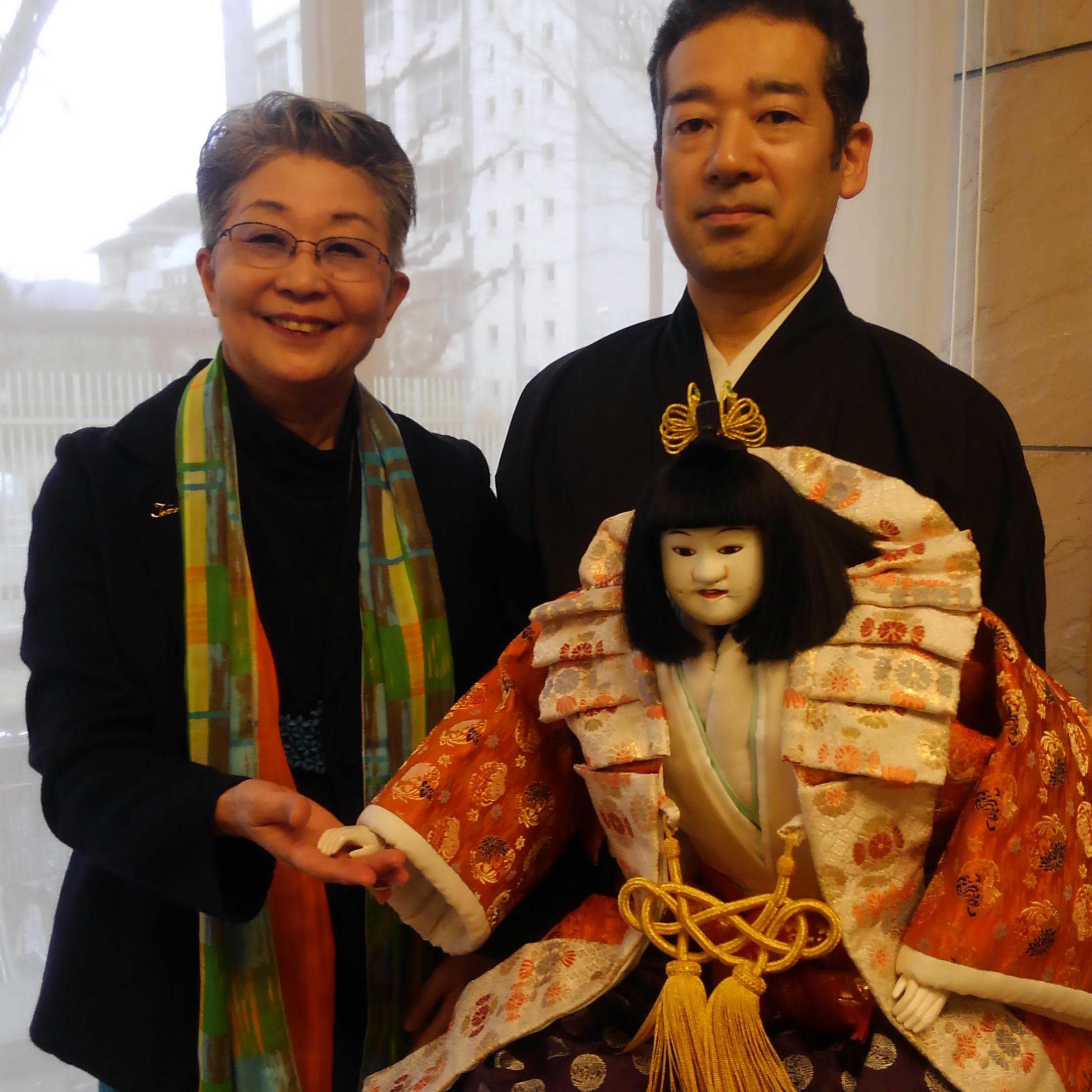 文楽・京都公演「義経千本桜」《椎の木の段》《すしやの段》を鑑賞しました🌿🌱🍀