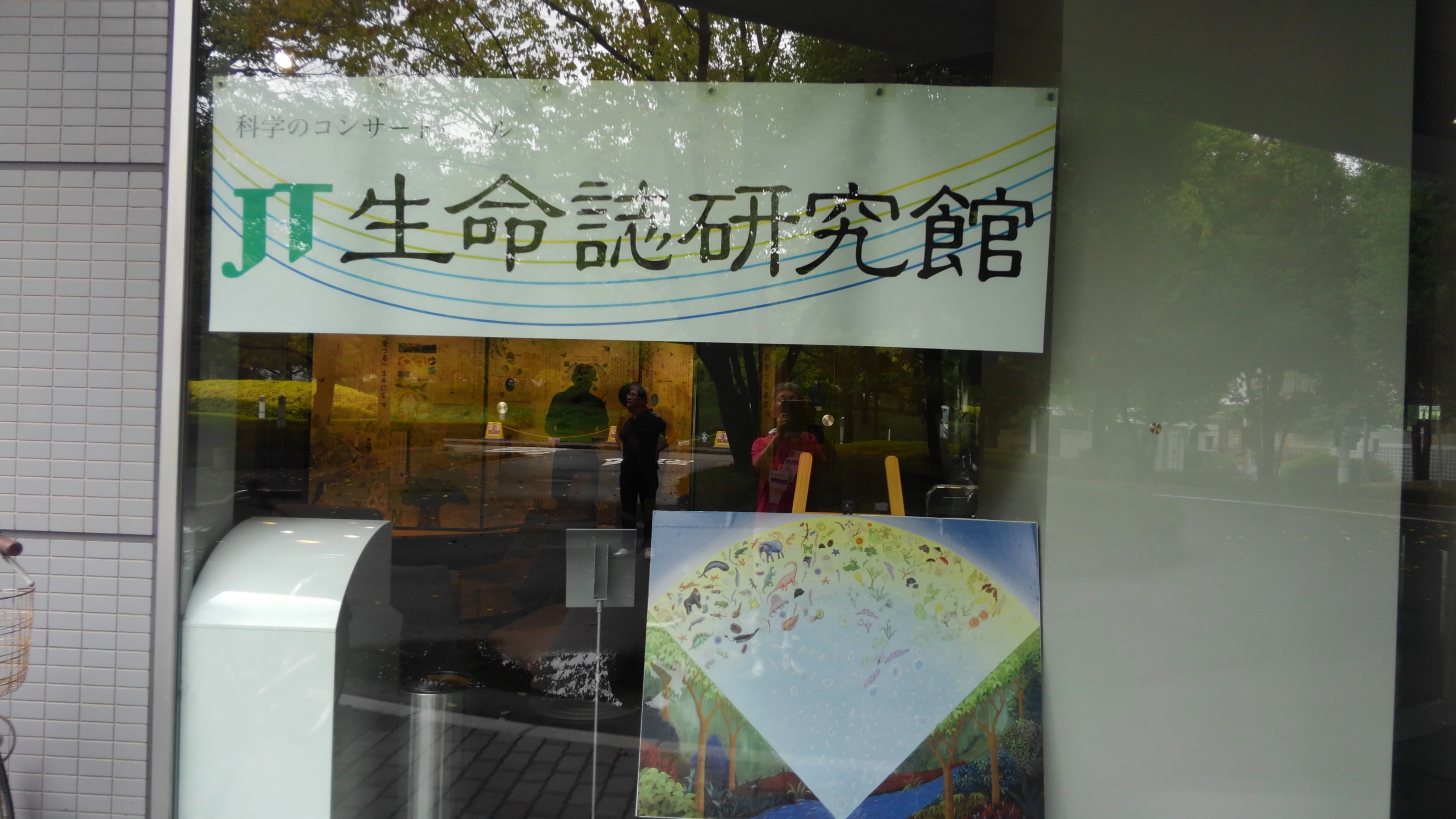 【JT 生命誌研究館】に行き感動しました‼