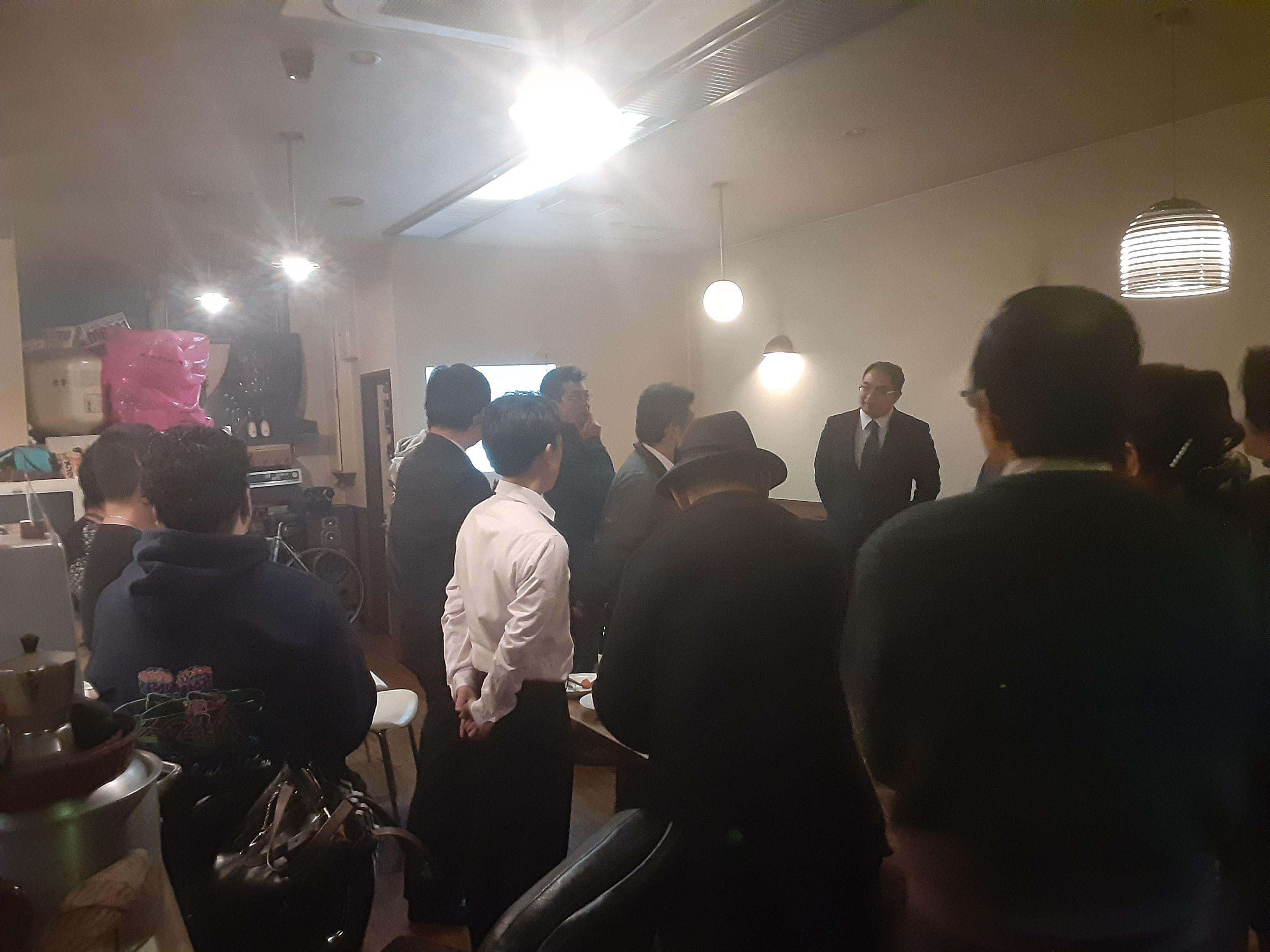 「第24回夢プレゼンパーティー」が長岡京市で開催されました💐