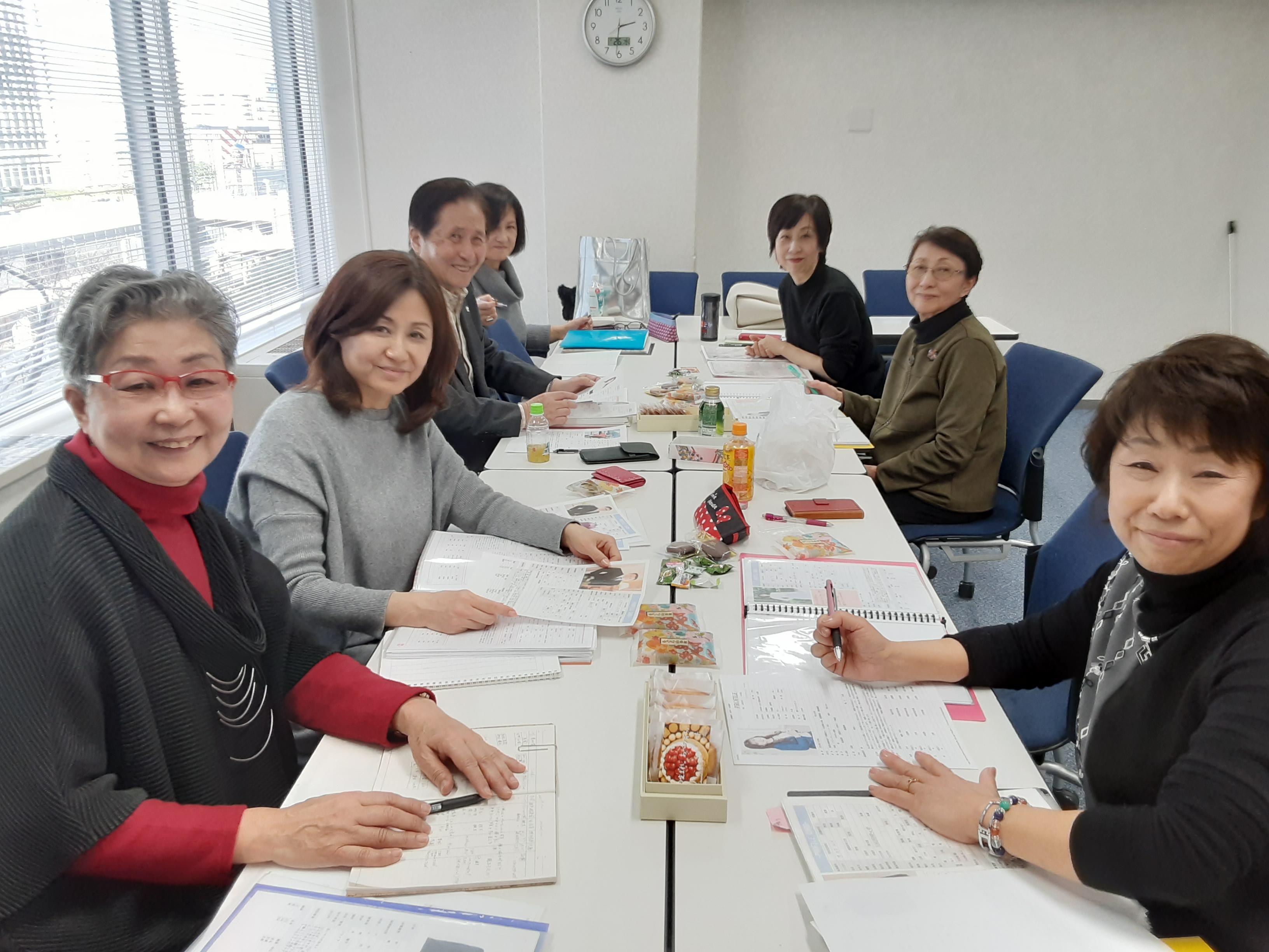 「日本仲人の会」2月プロフィール交換会に参加染ました💞