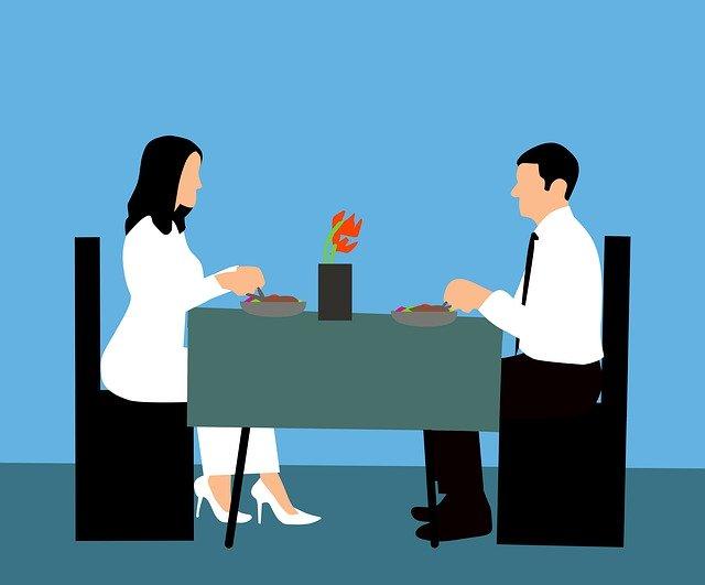 お見合い同席して、二人の会話が弾むには⁉️