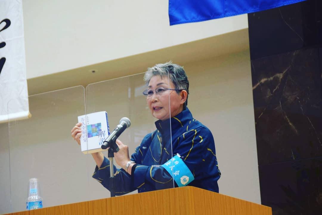 【倫理経営講演会】主催:高槻市倫理法人会 私は図書紹介をさせて頂きました💐